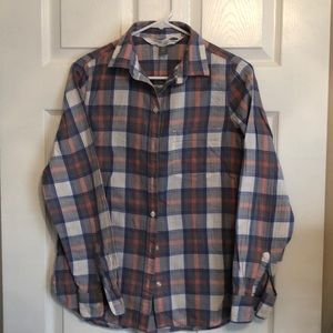 Old navy flannel size S